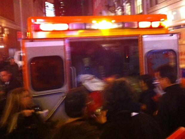 """""""Spider-Man"""" Actor Injured"""