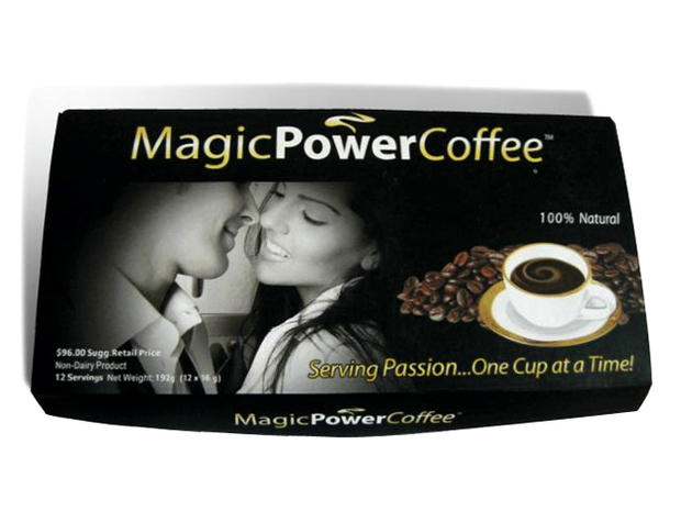 Magic Power Coffee - Dangerous Male Sex Pills - Pictures