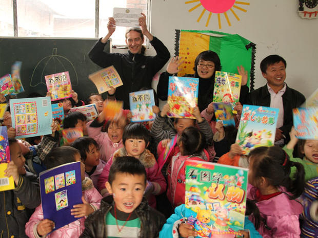 Helping China Through Non-Profits