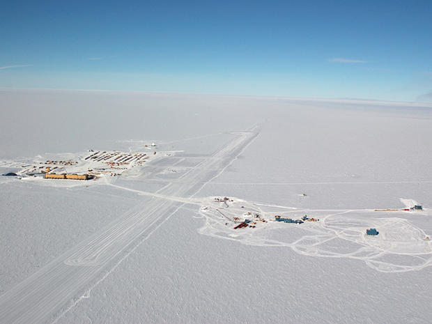 8,000 Ft. Under the Ice, a Neutrino Observatory