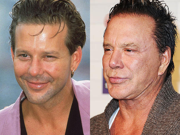 mickey rourke today pics