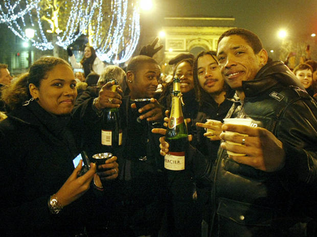 New Year's 2011