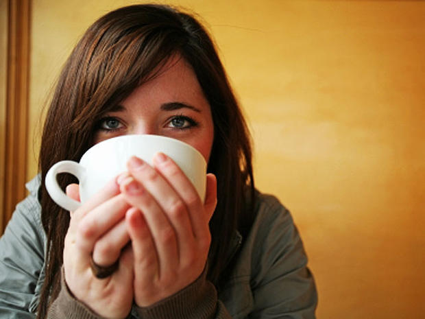 coffee, drink, woman, sip, istockphoto, 4x3