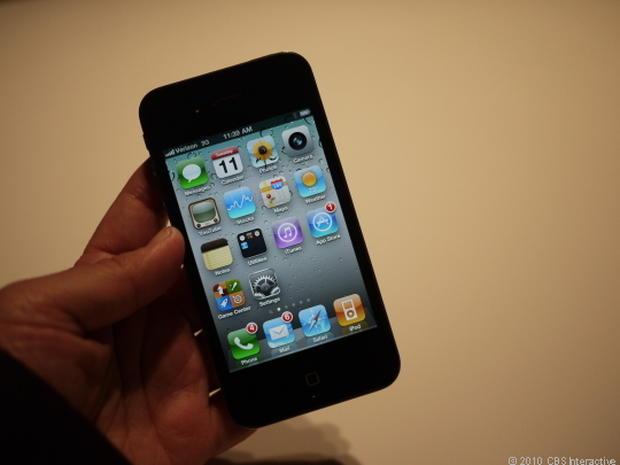 Verizon iPhone Hands-On