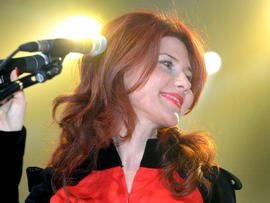 Anna Chapman (PICTURES): TV Gig for Russian Spy