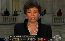 Valerie Jarret on State of the Union 2011
