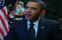 """Obama On Egypt - """"Violence Is Not The Answer"""""""