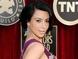 Kim Kardashian Wants to be a Bond Girl