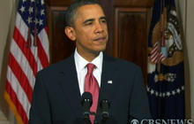 Obama Addresses Egypt Crisis