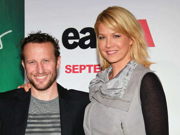 Bodhi and Jenna Elfman - Scientology's Stars - Pictures ...
