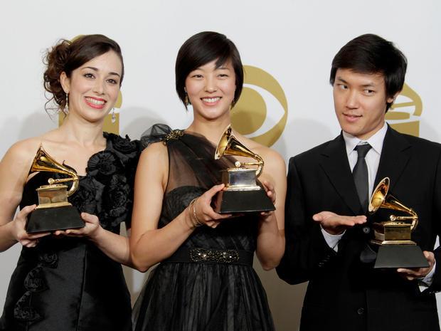 Grammy Awards Press Room