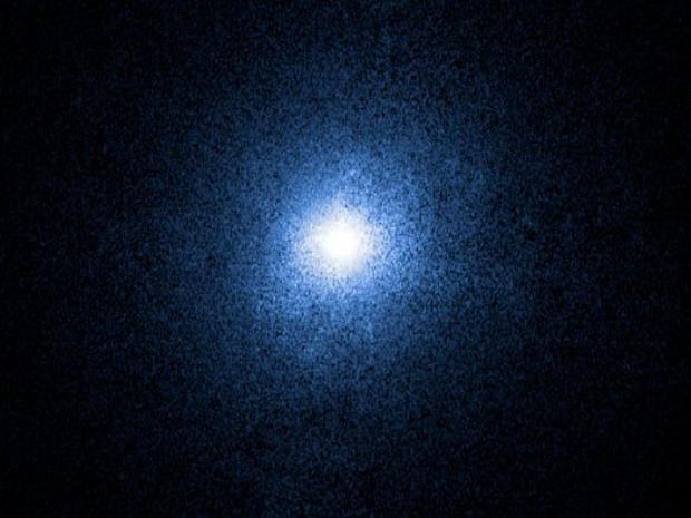 Space destroying black holes