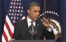 """Obama to Reporters - """"You Guys Are Pretty Impatient"""""""