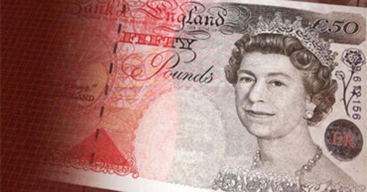 British Pound Dives On Fears Of U K Election Results Cbs News