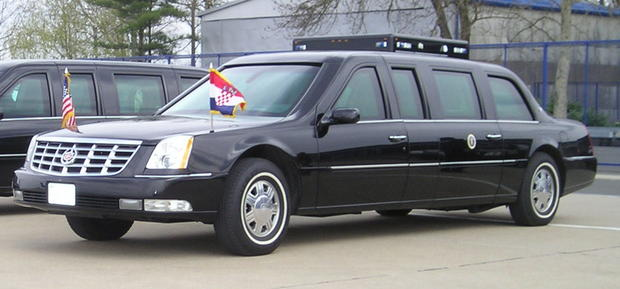 2005 Cadillac DTS Limousine (President George W. Bush ...