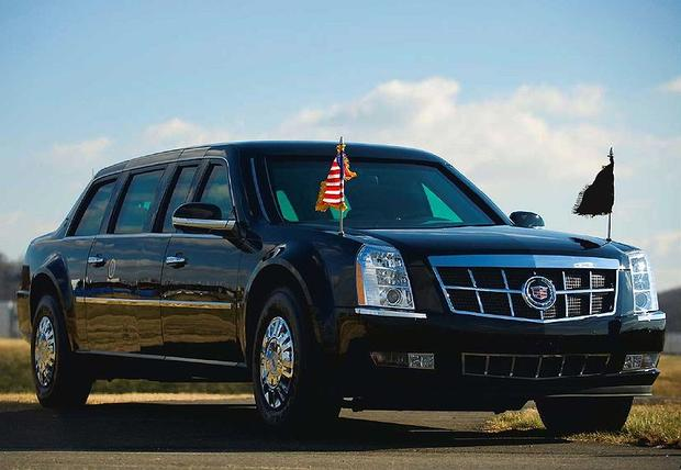 Presidential wheels
