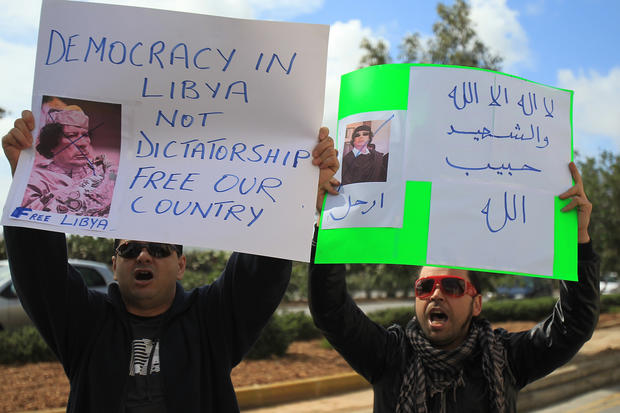 All eyes on Libya
