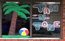 Alleged porn bust: Hidden cameras in tanning salon