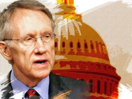 Harry Reid wants to ban brothels in Nevada
