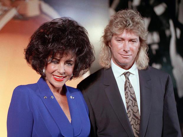 Elizabeth Taylor's husbands