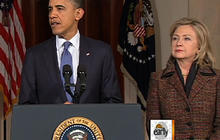 """Obama on Libya bloodshed: """"Outrageous and unacceptable"""""""