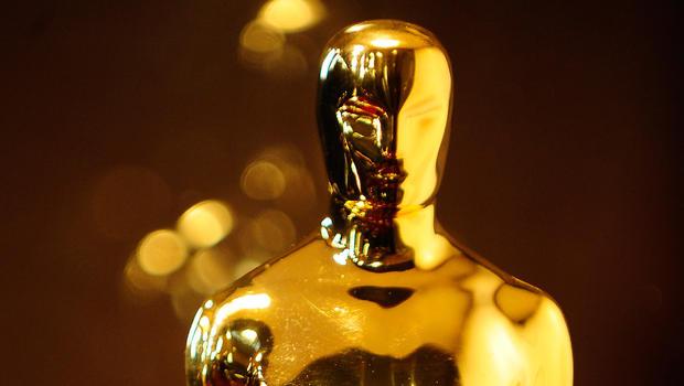 2018 Oscar predictions trophy