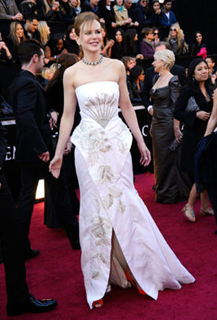 Oscar fashion: best and worst