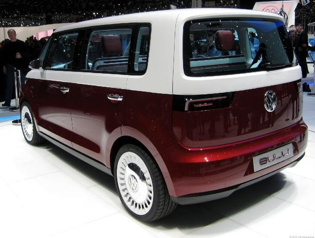 Volkswagen resurrects its microbus