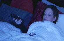 Technology may be disrupting your sleep