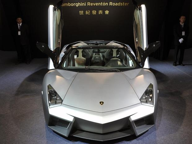 Worldu0027s 9 Most Ridiculously Expensive Cars   Worldu0027s 9 Most Ridiculously Expensive  Cars   Pictures   CBS News