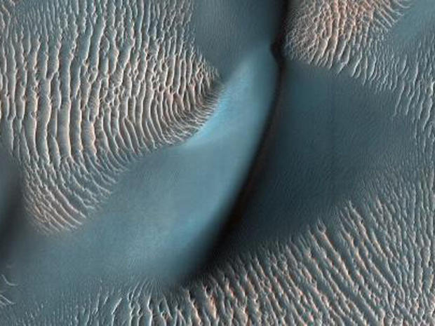10 killer shots of the Martian landscape