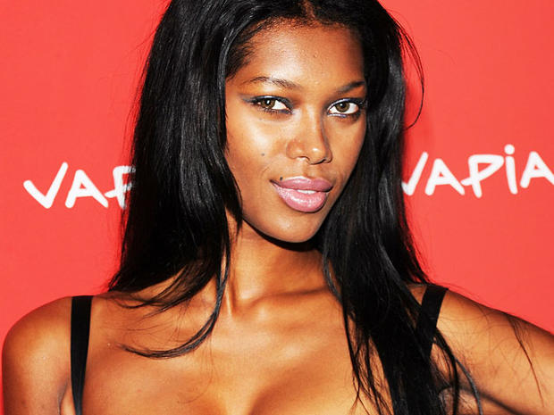Victoria's Secret model faces assault charge