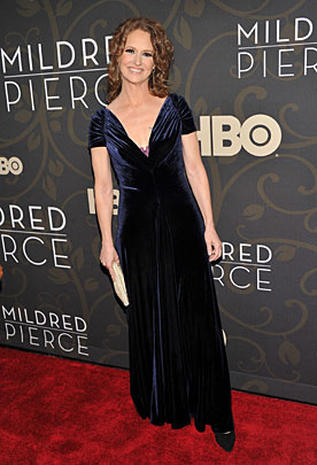 """Mildred Pierce"" premiere"