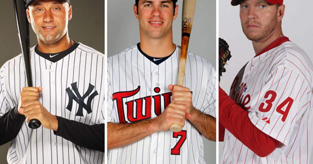 the best attitude 9d231 024f7 MLB most popular jerseys: No Latino love? - CBS News