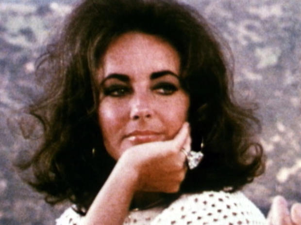 Elizabeth Taylor S Glamorous Style Photo 1 Pictures