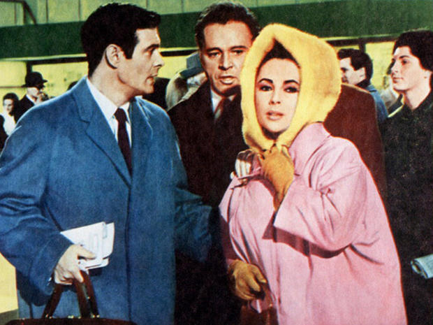 The films of Elizabeth Taylor