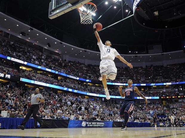 2011 NCAA Tournament: Down to the Final Four