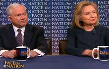 Clinton and Gates on Mideast uprisings
