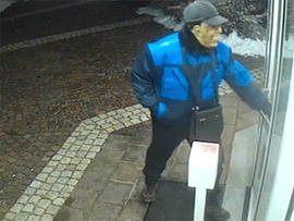 """""""Obama"""" robber nabbed, say Austrian officials"""
