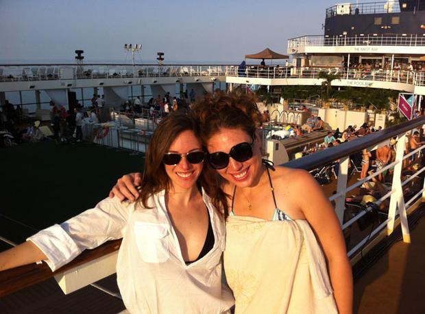 Jessica Jackley and Dana Mauriello