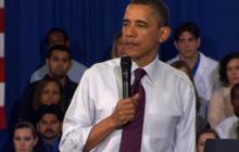 Obama cites bridge collapse in criticism of GOP budget