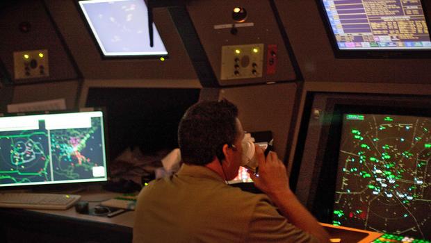 air traffic controller