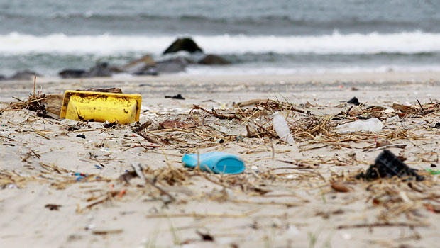 Group reports record trash haul from NJ beaches