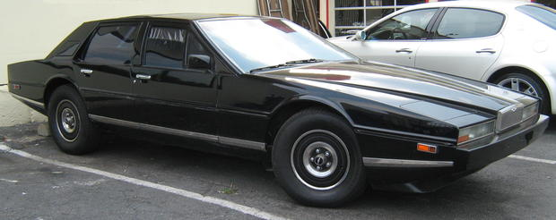04: Aston Martin Lagonda - World's 15 Ugliest Cars - Pictures - CBS