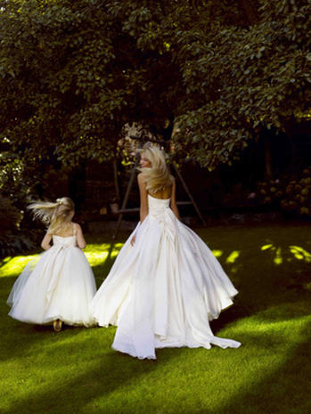 Phillipa Lepley's gowns