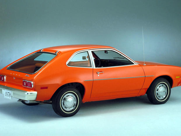 01 Ford Pinto World S 15 Ugliest Cars Pictures Cbs News