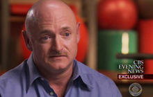 Exclusive: Mark Kelly on Giffords' plans