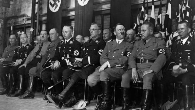 Historic Nazi photo