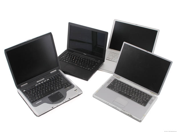 Old laptop features we do - and don't - miss