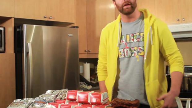Epic Meal Time Fast Food Lasagna